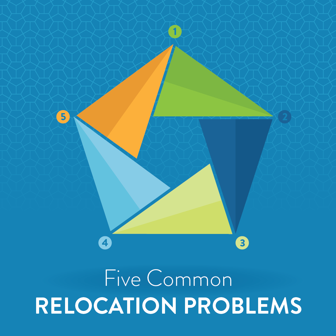 Five Common Relocation Problems