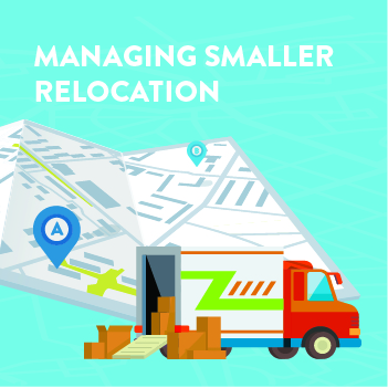 Managing Smaller Relocations: Increasing Household Goods Shipment Options