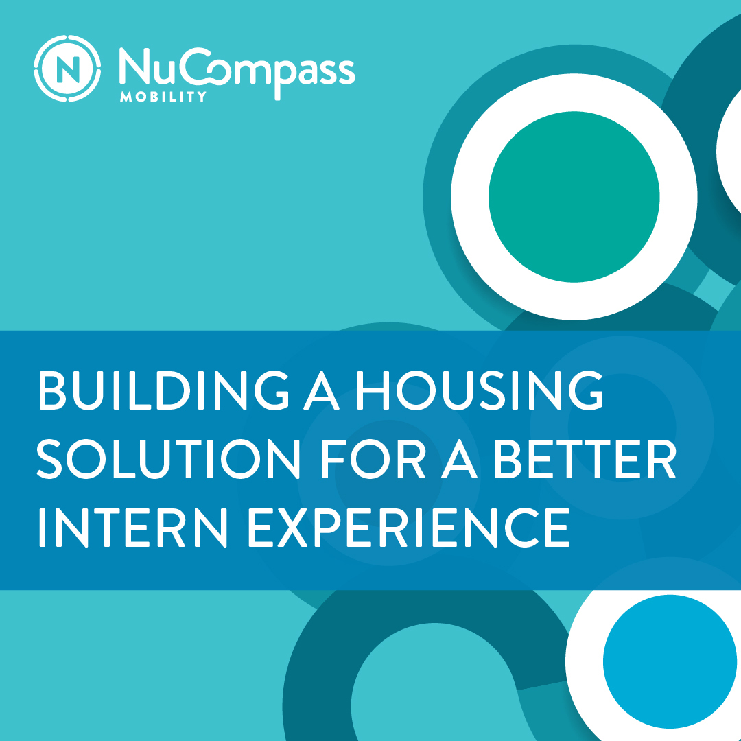 Building a Housing Solution for a Better Intern Experience